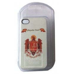 Funda Iphone 4 -4S Águila de San Juan