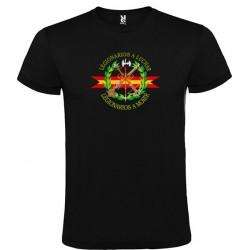 Camiseta Negra Legión Central