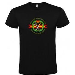Camiseta Negra Guardia Civil Central