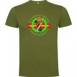 Casmiseta Verde Guardia Civil Central