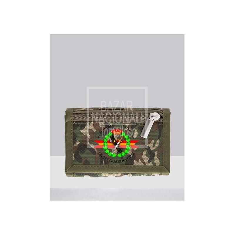 Billetero Camuflaje Guardia Civil