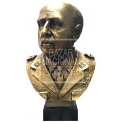 Busto Francisco Franco 47 cm.