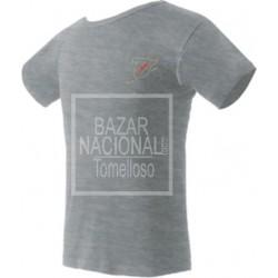 Camiseta Gris Mapa de España UNA