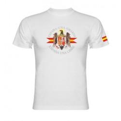 Camiseta Blanca Águila Central