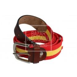 Cinturón Bandera España Elástico