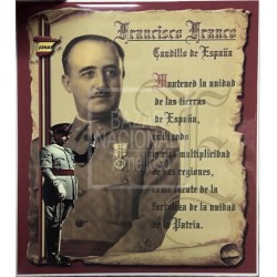 Cerámica Francisco Franco Bahamonde