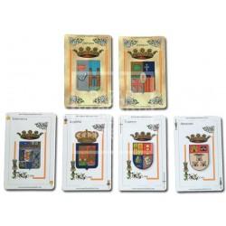 Naipes Escudos de las Provincias de España