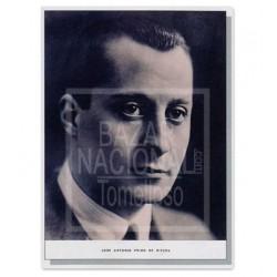 Lámina José Antonio Blanco y Negro