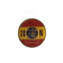 Pin Metálico 20 N