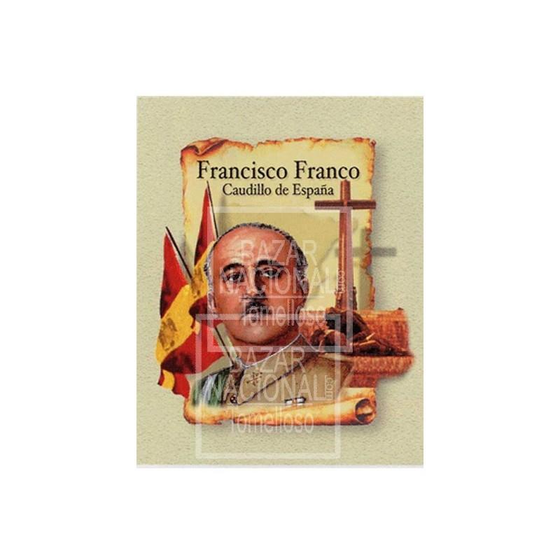 Acuarela Francisco Franco