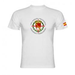 Camiseta Blanca Escudo Casa Civil Central