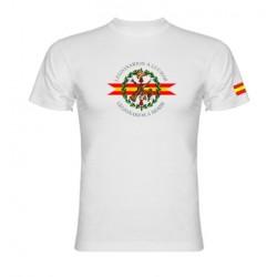 Camiseta Blanca Legión Central