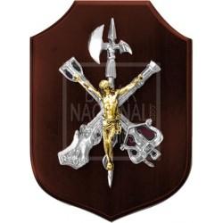 Metopa Cristo Legionario