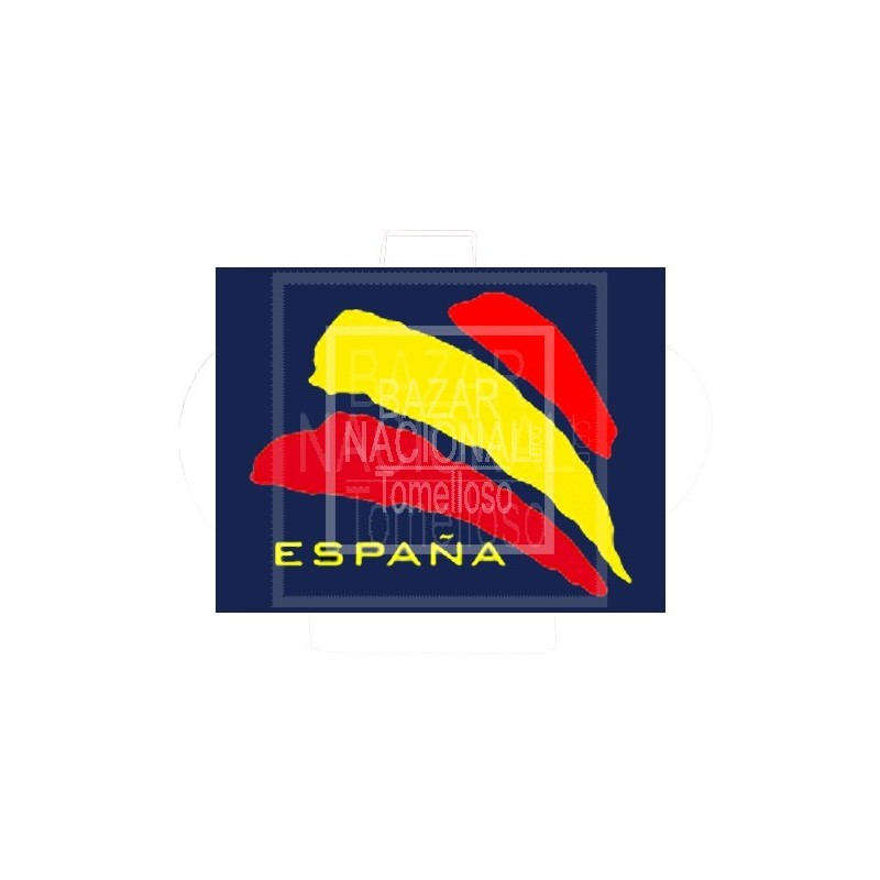 Polo Azul Marino Manga Larga España