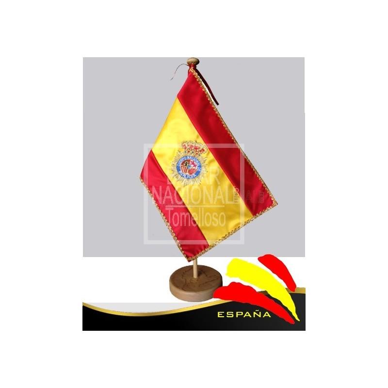 Bandera Policía Nacional