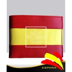 Tarjetero Doble Bandera de España