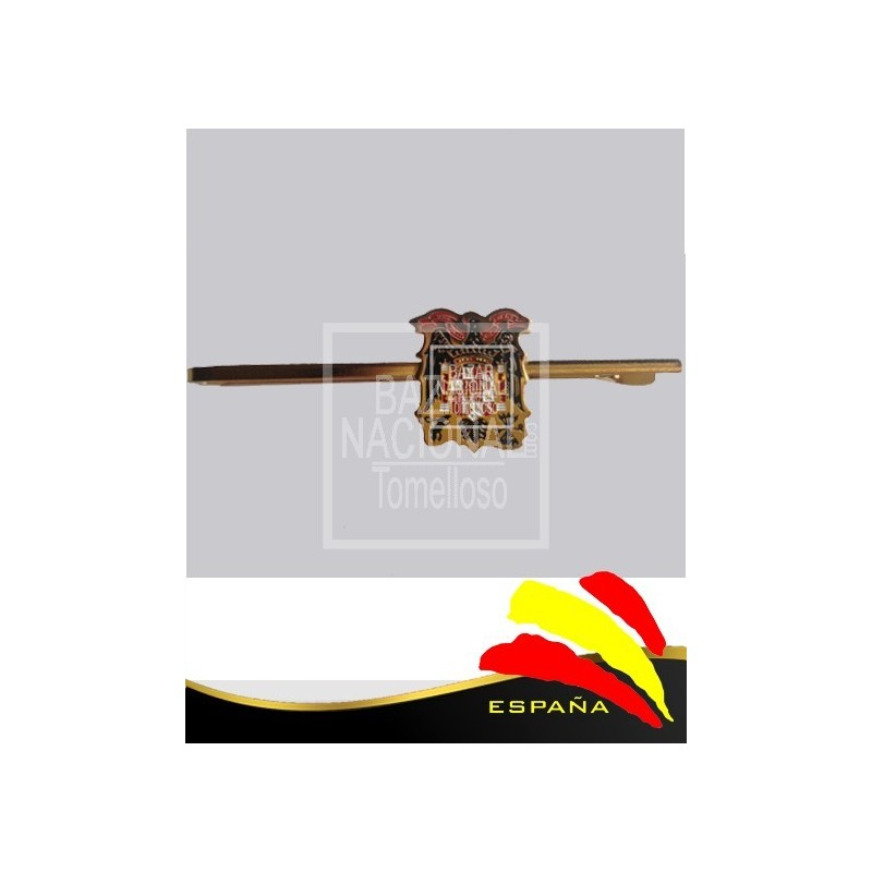Alfiler de Corbata Águila Imperial en Color