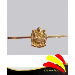 Alfiler de Corbata Águila Imperial Dorado