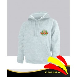 Sudadera Gris Guardia Civil