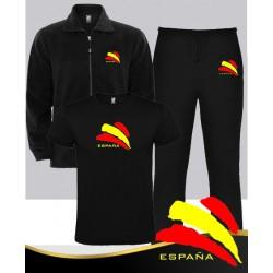 Conjunto Deportivo  Negro Invierno España