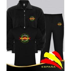 Conjunto Deportivo  Negro Invierno Legión