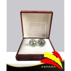 Gemelos Redondos Legión Española
