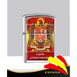 Mechero Imitación Zippo Águila de San Juan