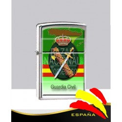 Mechero Imitación Zippo Guardia Civil de España