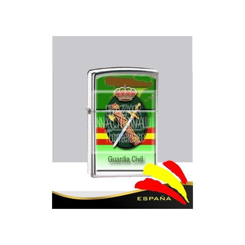 Mechero Imitación Zippo Guardia Civil de España