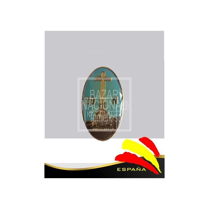 Pin Metálico Cruz de los Caídos
