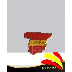 Pin Metálico Mapa de España