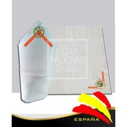 Servilleta Blanca Legión Española