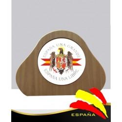 Servilletero Madera Águila de San Jua