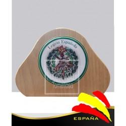 Servilletero Madera Legión Española