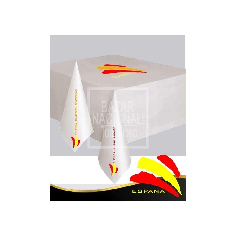 Mantel España 140 x 140