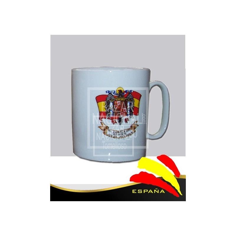 Taza Desayuno Águila de San Juan