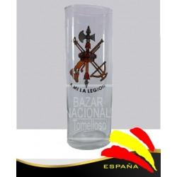 Vaso Alto Legión Española Color