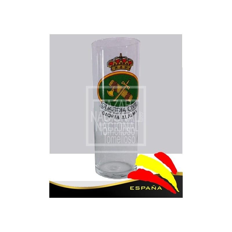 Vaso Alto Guardia Civil de España