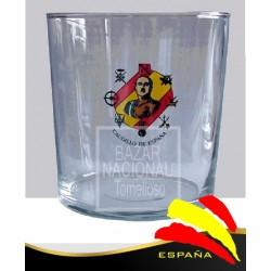 Vaso de Agua Francisco Franco