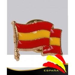 Pin Metálico Bandera de España