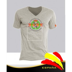 Camiseta Gris emblema Guardia Civil Central