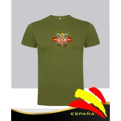 Camiseta verde Águila Central