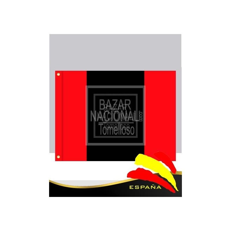Bandera de Falange Anónima 2.50 x 1.50 mtrs.