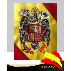 Bandera Bordada Águila de San Juan 1,50 x 100