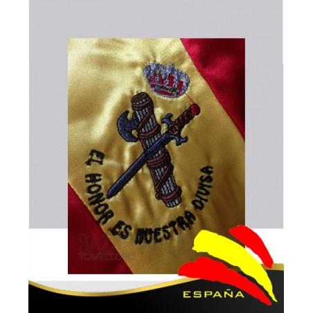 Bandera Bordada Guardia Civil 1,50 x 100
