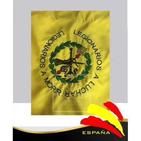 Bandera Bordada Legión Española 1,50 x 1,00
