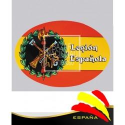 Adhesivo Legión Española