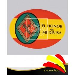 Adhesivo Guardia Civil