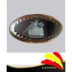 Bandeja Ovalada Águila de San Juan