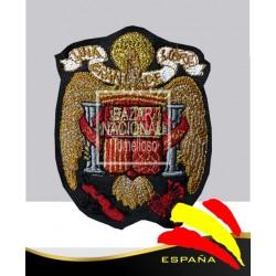 Parche Bordado Águila de San Juan